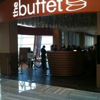 Buffet in Las Vegas, NV... love the fact that the restroom is nearby and they actually have hot water in their restrooms .