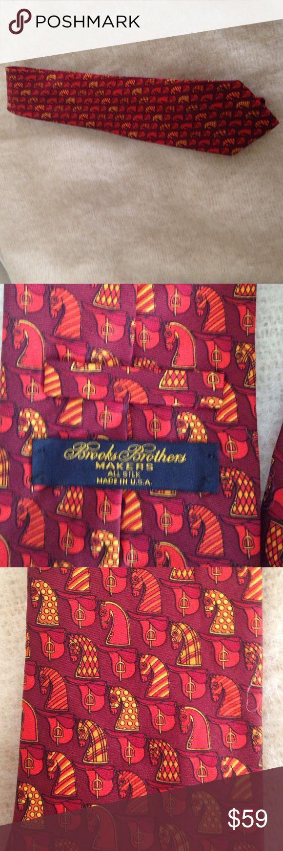 Brooks Brothers Makers all silk tie Brooks Brother Makers all silk tie Brooks Brothers Accessories Ties