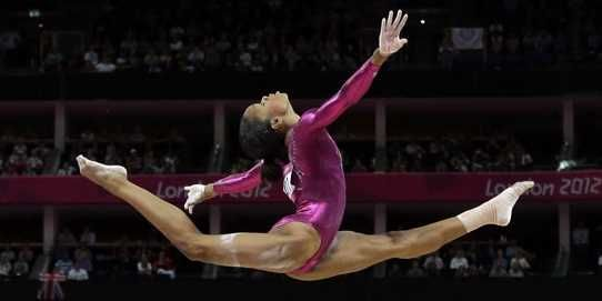 How Gabby Douglas Overcame Racism To Win Two Olympic Gold Medals
