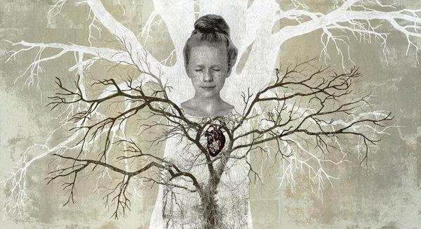 Piia Lehti: Hengitän / I Breathe, 2015, silkscreen on plywood, 56 x 103 cm