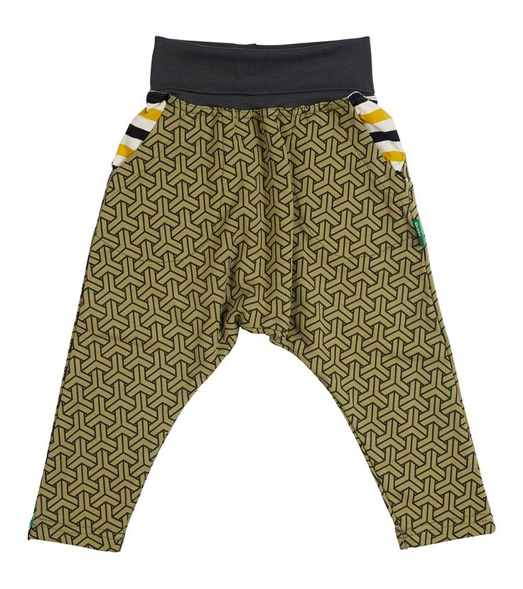 Sushi Train Slouchy Pant, Oishi-m Clothing for Kids, Autumn 2018, www.oishi-m.com