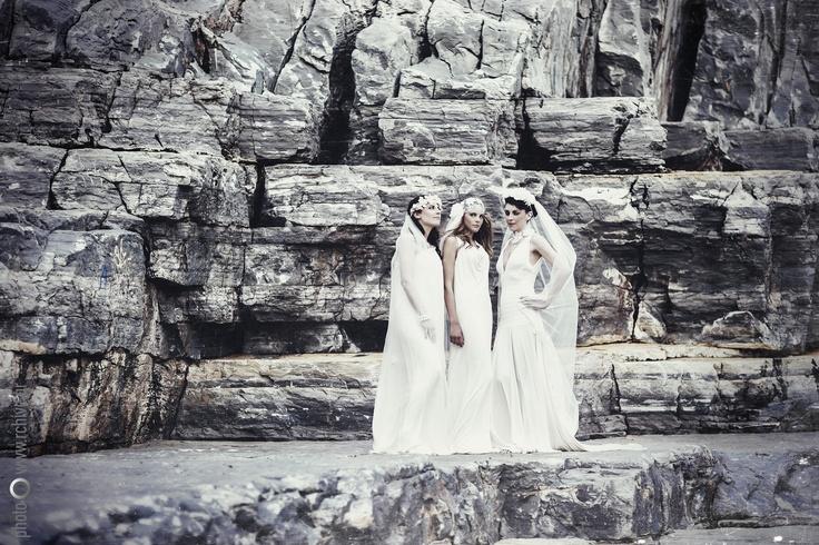 Nymphi Bridal Accessories 2014