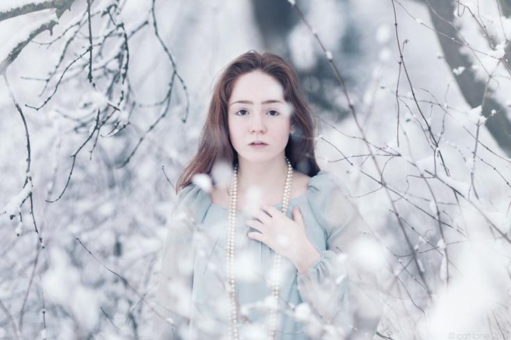 winter princess.... i like!!