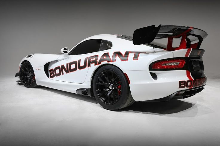 Dodge/SRT partners with legendary Bob Bondurant school of high performance driving. http://www.carid.com/air-intakes.html