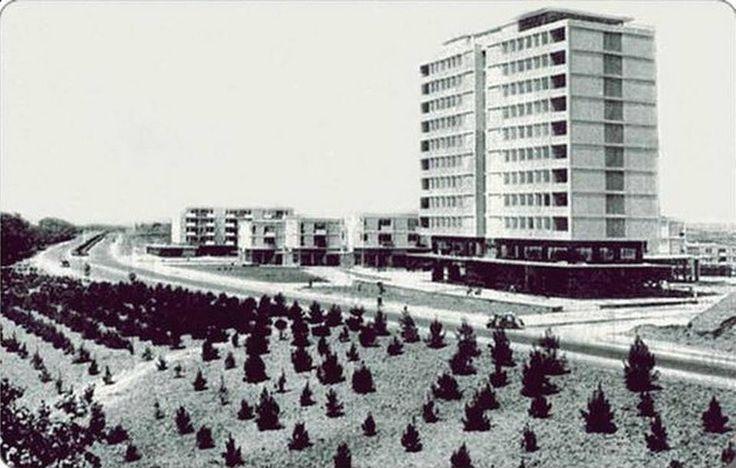 4.Levent (1960'lar)