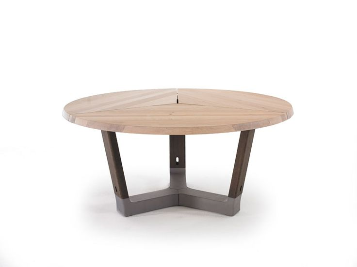 Base Round Table by Jorre van Ast for Arco - Local Wood Collection