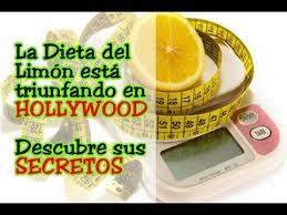 Resultado de imagen para dieta de limon