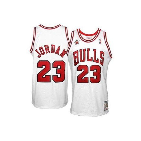 1032b93d83d7 ... discount code for michael jordan mitchell ness chicago bulls 1998 throwback  jersey white price air jordan