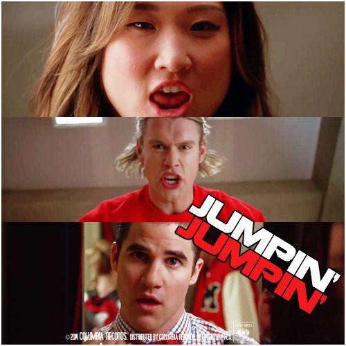 5x10 Trio   Jumpin' Jumpin' Alternative Cover