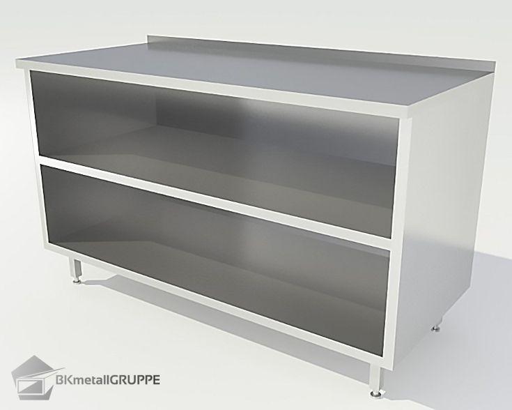 B K Metall Gruppe Edelstahl Kuchenschrank Stahlmobel Mobel Kuchen Mobel