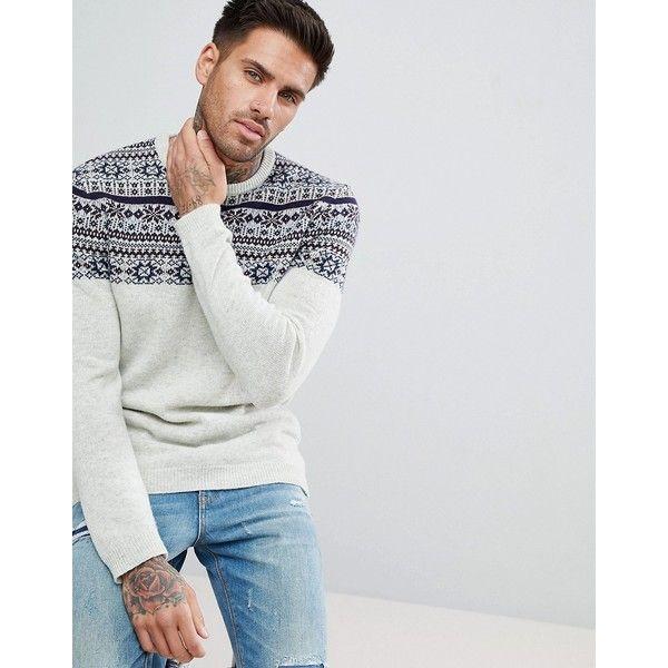 Más de 25 ideas increíbles sobre Men's crewneck sweaters en ...