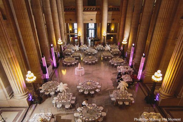 Cleveland City Hall Rotunda