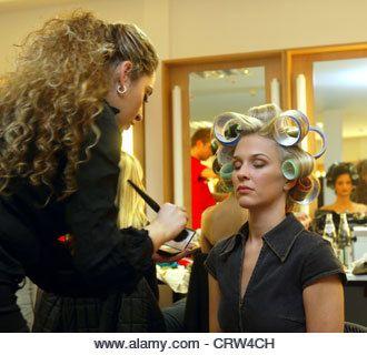 Duisbourg 2004 prepâration concour miss Allemagne