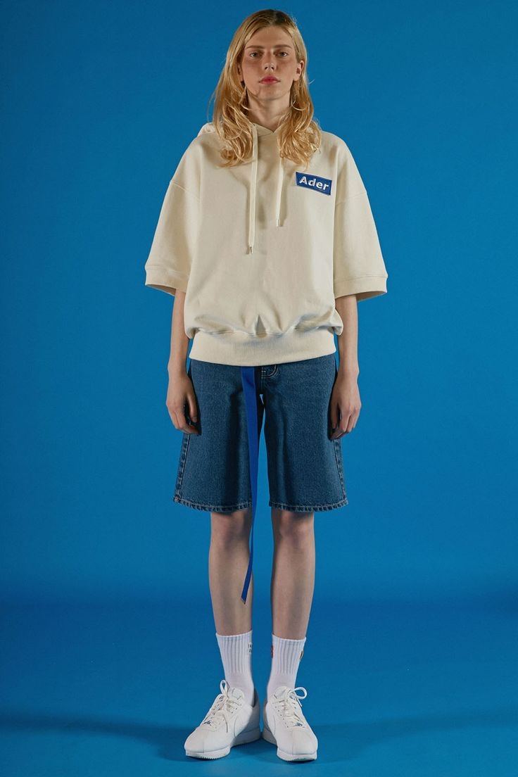 ADERerror SS16 collection lookbook styling