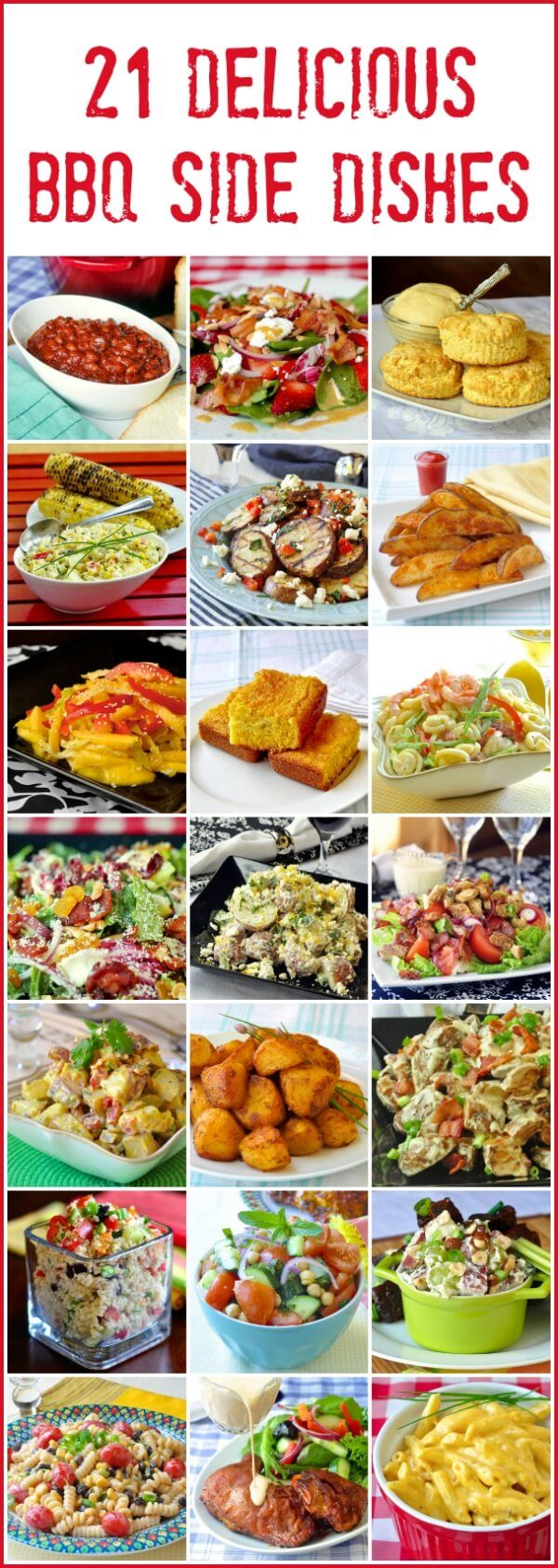 Backyard Bbq Menu Ideas article image 20 Best Barbecue Side Dishes So Much To Choose From