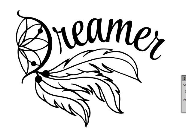 Dream Catcher Decal Sticker For Car Laptop Wall Window
