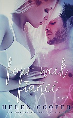 Review:: Four Week Fiance by Helen Cooper