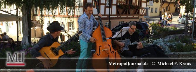 (LAUF) Brunnenfest und 3. Straßenmusikerfestival in Lauf - http://metropoljournal.de/metropol_report/essen_trinken/lauf-drittes-strassenmusikerfestival-in-lauf/
