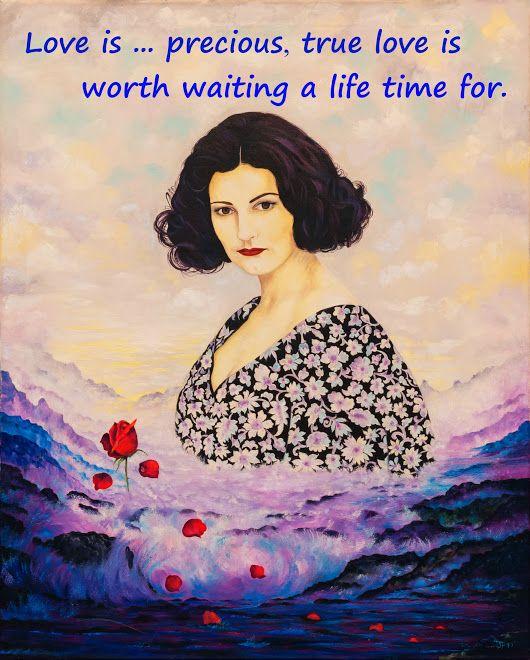 LOVE IS ...VERSE  www.zazzle.co.uk/kompas  #love #alanjporterart #kompas #woman #rose #petals #quote #spirit #soul #verse #zazzle #life #time