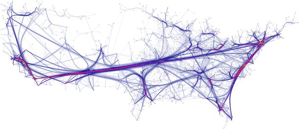 The Links That Bind Us: Network Visualizations | Visually Blog