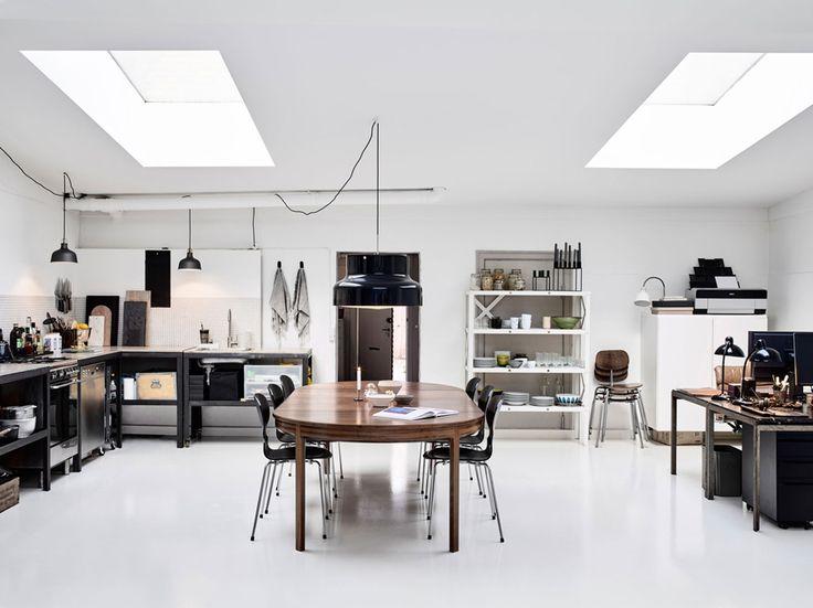 Muebles perfectos, espacios abiertos y mucho almacenaje. What else? | Ministry of Deco