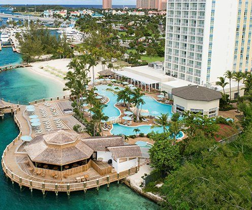 You can win a $4,550.00 5-night stay at the all-inclusive Warwick Paradise Island Bahamas in a Harbour Balcony Premium King Room, Amber Favourite Couples Retreat spa package, roundtrip airport transfers and all VAT, levies and gratuities.