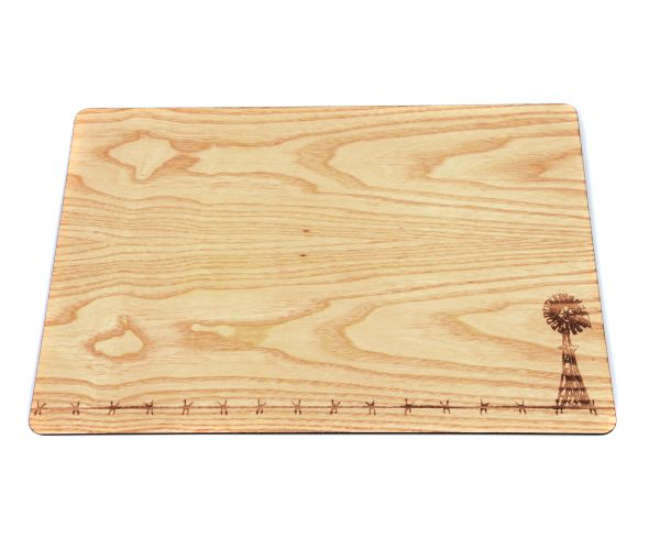 Beautiful Karoo placemats in ash wood. #wood #placemat #decor #food
