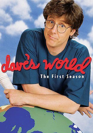 Daves World - The Complete First Season DVD 1993-1994 Dave Barry Harry Anderson #CBSParamount