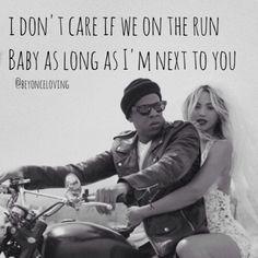Top 10 Beyoncé Songs as Chosen by Fans Beyonce  Jayz - On The Run Song Lyrics