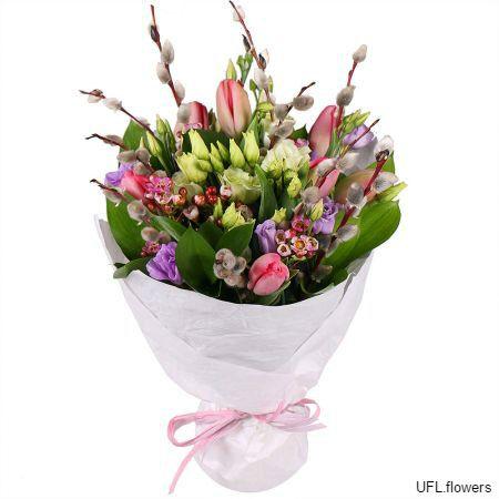Bouquet «Happy Moments»