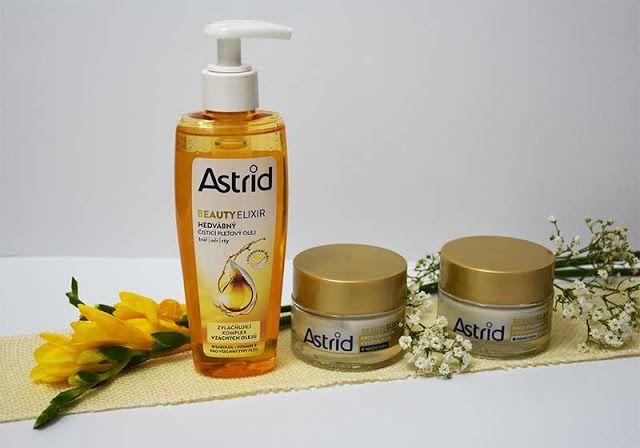 All my cosmetics: Astrid Beauty Elixír se vzácnými oleji + SOUTĚŽ