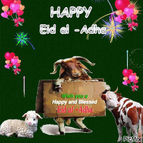 Happy Eid al -Adha