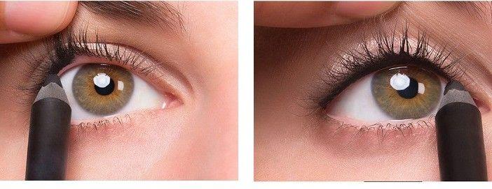 Tightlining: Πως να μην Αφήσεις Κενό στη γραμμή του Αιλάινερ για Φυσικό Μακιγιάζ