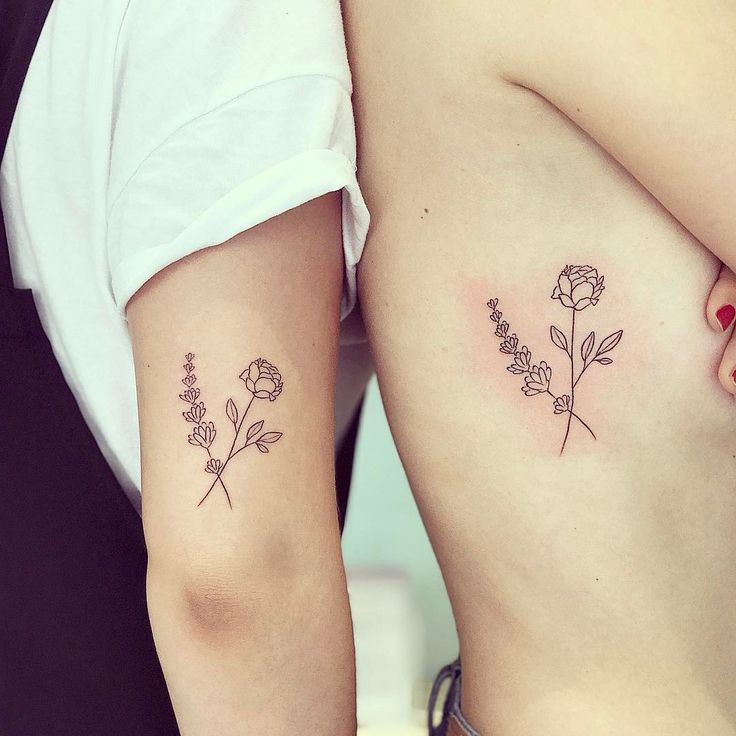 Sisters already have a special bond, but with these tattoos you're permanently reminded of your unique sisterhood. Get inspired with these 32 cute…
