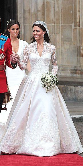 Best 25+ Kate middleton wedding dress ideas on Pinterest | Kate ...