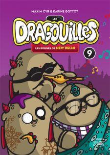 LES DRAGOUILLES 9 - LES ROUGES DE NEW DELHI