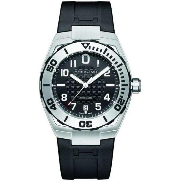 Reloj hamilton khaki navy sub auto h78615335