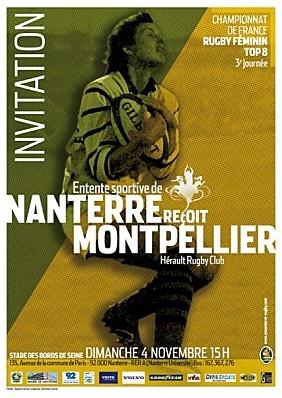 Nanterre - Montpellier
