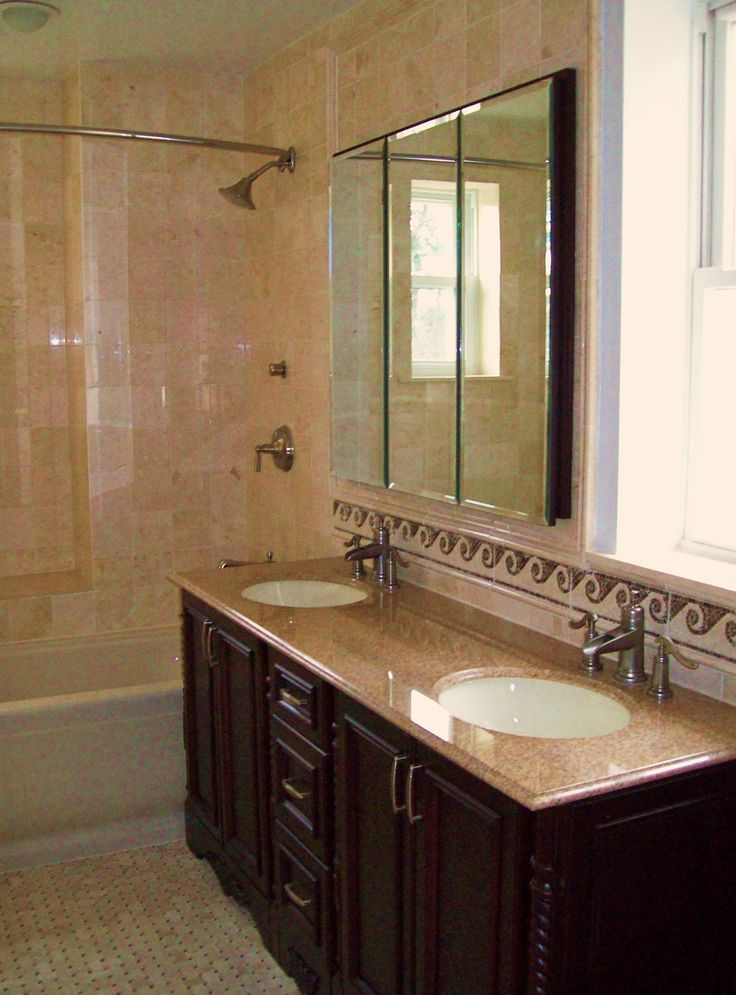 ideas for bathrooms decorating%0A naturaltraditionalbathroomdecorations