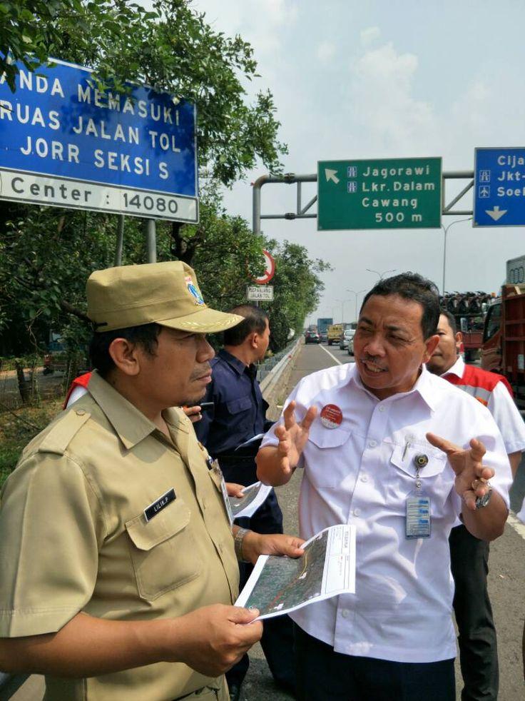 Suban Timur adakan koordinasi NJOP dengan Jasa Marga