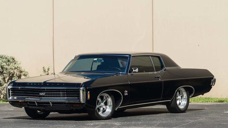 1969 Chevrolet Impala SS | T233 | Kissimmee 2016 | Mecum Auctions