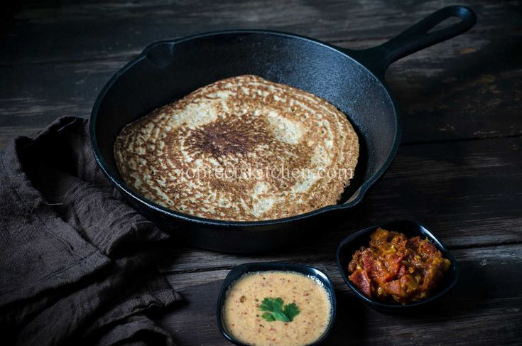 Sweet Corn Adai Dosa, today I'm sharing the recipe of Fermented Crepe / Dosa prepared from sweet corn, pearl millet, rice and a combination of 3 dals. This is