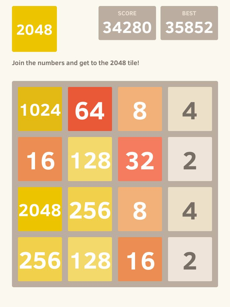I scored 34280 points at 2048, a game where you join numbers to score high! @2048_game https://itunes.apple.com/app/2048/id840919914