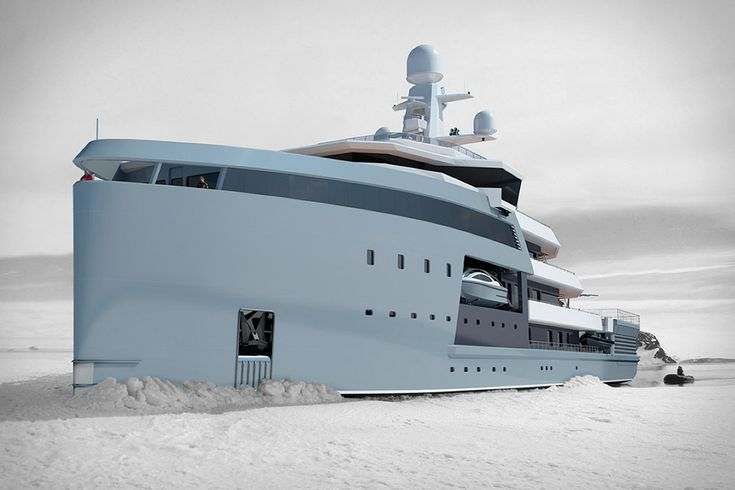 Most yacht are built for sailing the tropics. While the Seaxplorer Expedition Yacht can certainly do so, it's also equipped to take you to the most remote waters on earth. Its patented hull design with heavy ice reinforcement makes it...