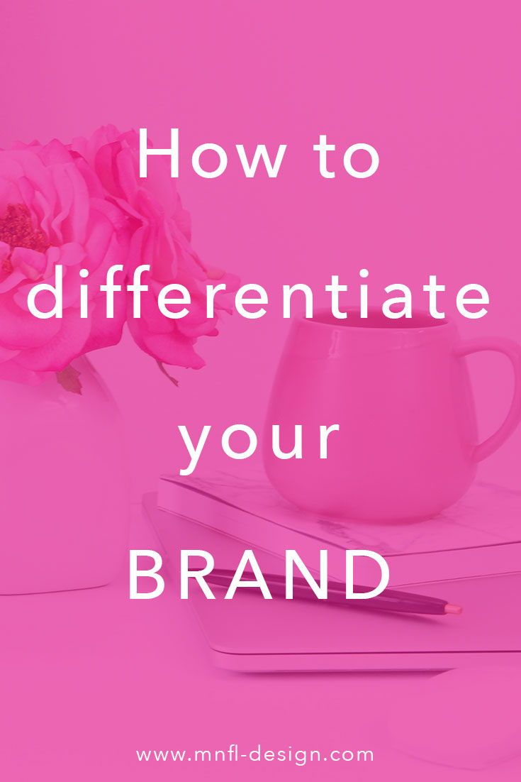 How To Differentiate Your Brand Blog Branding Business Branding Identity Business Branding Marketing