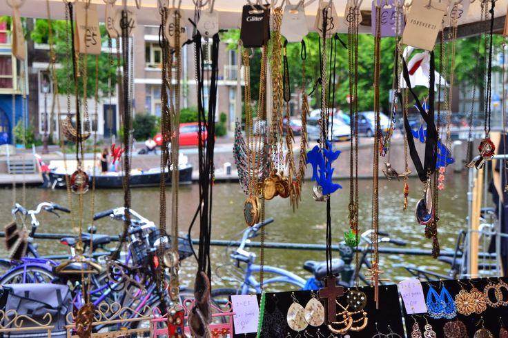 Fräulein Anker: Amsterdam: Waterlooplein Market