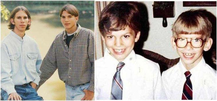 Ashton Kutcher's twin brother Michael Kutcher