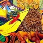 Artistas de América Latina participaron en el Primer Encuentro Internacional de Muralismo, que se celebró en Pachuca, Hidalgo,