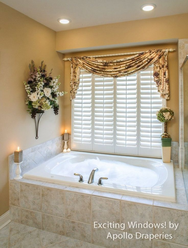 Best 25 Bathroom Window Curtains Ideas On Bathroom Window Curtains Small Bathroom Remodel Modern Small Bathrooms