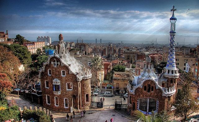 Guel Parc, Barcelona